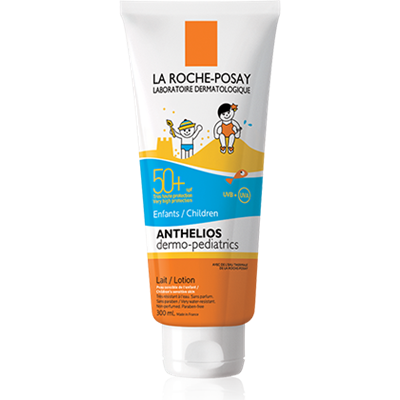ANTHELIOS  KIDS LOTION SPF 50+ 100 ML
