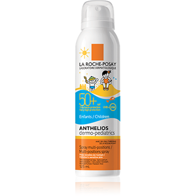 ANTHELIOS KIDS SPRAY SPF 50+ 125ML