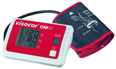 VISOCOR OM 50 MONITOR B.P