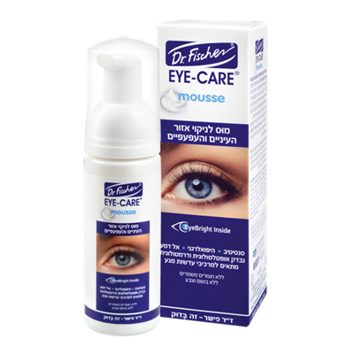 EYE-CARE MOUSSE 50 ML