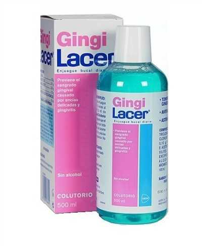 GINGILACER MOUTHWASH 500M
